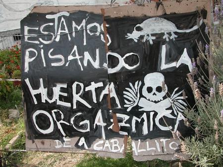 Huerta Orgázmika de Caballito